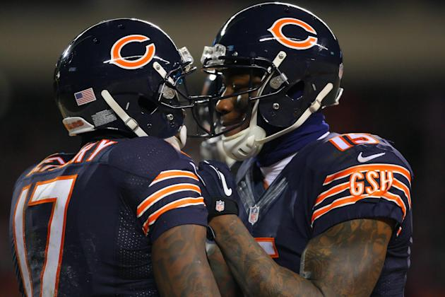 The experts looked to catch some Bears in Round 2. (USAT)
