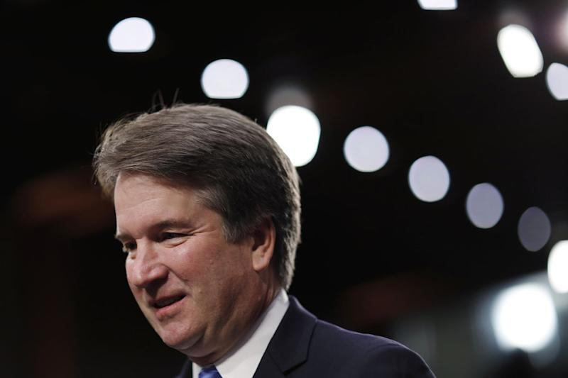 Kavanaugh Denies Sexual-Misconduct Claim, Keeps White House Support
