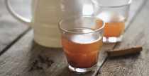 """<p>For a non-alcoholic sip to warm up your soul, make this spiced cider with cinnamon, allspice, honey and cloves. Cloves are commonly used to treat a number of issues in ayurvedic medicine, which is traditional Indian medicine that relies on a """"natural"""" and holistic approach to physical and mental health. Cloves are thought to clear a foggy mind and alleviate colds and cough. It's no wonder this is the ideal sip on a cold, wintery night.</p> <p><a href=""""https://www.thedailymeal.com/recipes/spiced-cider-recipe-0?referrer=yahoo&category=beauty_food&include_utm=1&utm_medium=referral&utm_source=yahoo&utm_campaign=feed"""" rel=""""nofollow noopener"""" target=""""_blank"""" data-ylk=""""slk:For the Spiced Cider recipe, click here."""" class=""""link rapid-noclick-resp"""">For the Spiced Cider recipe, click here.</a></p>"""