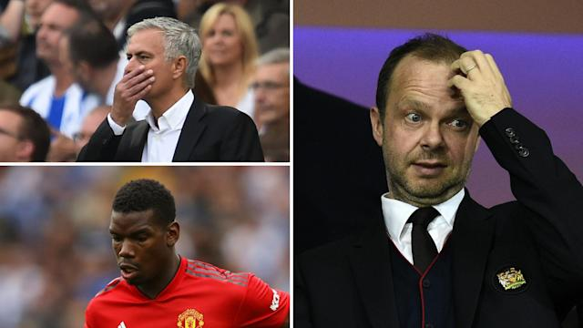 Manchester United's issues run much deeper than Jose Mourinho