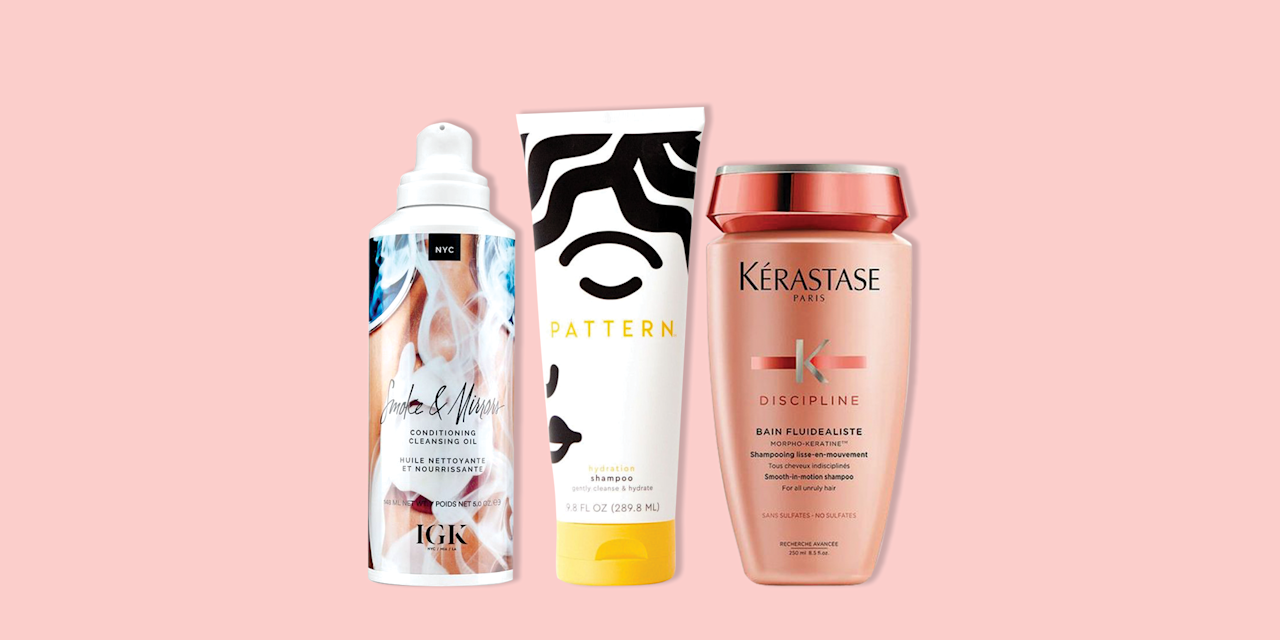 """<p class=""""body-text""""><a href=""""https://www.cosmeticsandtoiletries.com/testing/efficacyclaims/Quantifying-Hair-Color-Fading-290210041.html"""" target=""""_blank""""></a>Sulfates often get a bad rap for being harsh on the hair and scalp. Although there is no technical evidence that sulfate-free shampoo formulas are gentler and better for hair, the consumer demand for them remains strong among women with <a href=""""https://www.goodhousekeeping.com/beauty/hair/a39259/curly-hair-tips-and-hairstyles/"""" target=""""_blank"""">curly</a>, natural, <a href=""""https://www.goodhousekeeping.com/beauty-products/hair-dye-reviews/g792/best-home-hair-color/"""" target=""""_blank"""">color-treated</a>, and <a href=""""https://www.goodhousekeeping.com/beauty/hair/tips/a15884/fix-damaged-hair/"""" target=""""_blank"""">damaged hair</a>.</p><p class=""""body-text"""">Every <a href=""""https://www.goodhousekeeping.com/beauty-products/g26241901/best-shampoo-for-dry-hair/"""" target=""""_blank"""">shampoo formula</a> contains at least one kind of cleansing ingredient to help lift and wash away dirt and sebum (the oily substance that keeps our skin soft and supple) from the scalp and hair. Sodium or aluminum lauryl sulfate (SLS or ALS) and sodium laureth sulfate (SLES) are common surfactants used in shampoo formulations, and are often listed near the top of a product's ingredient list. """"Sulfate-free"""" in a shampoo formula means that cleansers with chemical names ending in """"sulfate"""" have been replaced with alternate ones. While chemically different, these sulfate-free surfactants still clean hair on the same principle of micelle formation. Here are common ones to look for on labels if you're shopping sulfate-free: </p><ul><li>Cocoamidopropyl betaine (coco betaine for short), </li><li>Decyl glucoside </li><li>Sodium cocyl taurate</li><li>Disodium laureth sulfosuccinate</li><li>Sodium lauroyl sarcosinate</li></ul><p>GH Beauty Lab <a href=""""https://www.goodhousekeeping.com/beauty-products/g32715498/best-shampoos-brands/"""" target=""""_blank"""">shampoo</a> testing"""