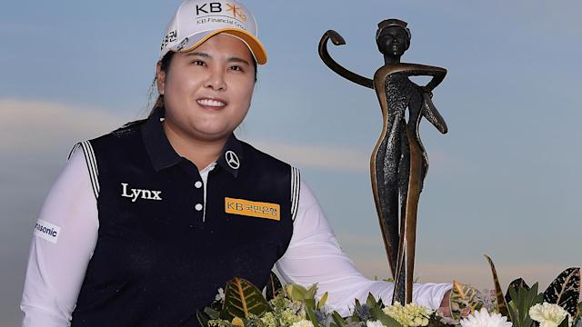 While the golf world was focused on Tiger Woods and Rory McIlroy, Inbee Park quietly - and authoritatively - returned to the winner's circle for a 19th time.