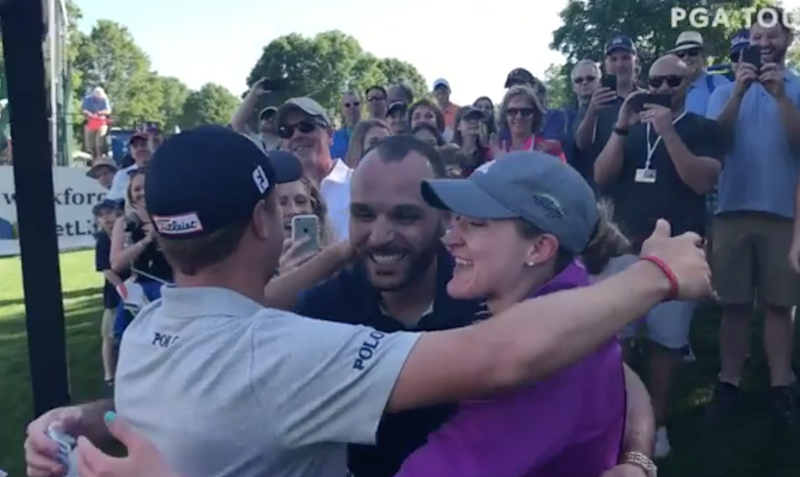 Jason Day Wins Well Fargo Championship