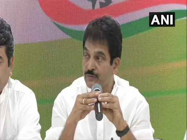 Congress general Secretary KC Venugopal (File Photo)