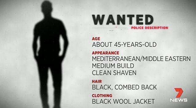 Police have released a decprition of the man they are looking for.