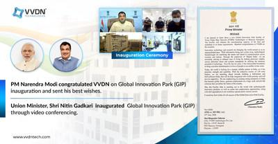 VVDN Technologies Global Innovation Park Inauguration