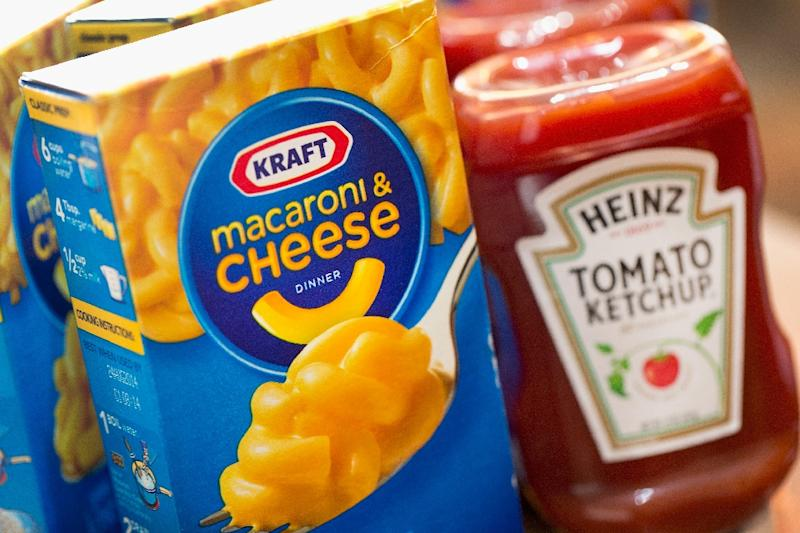 Kraft Heinz is the fifth-biggest food and beverage company in the world