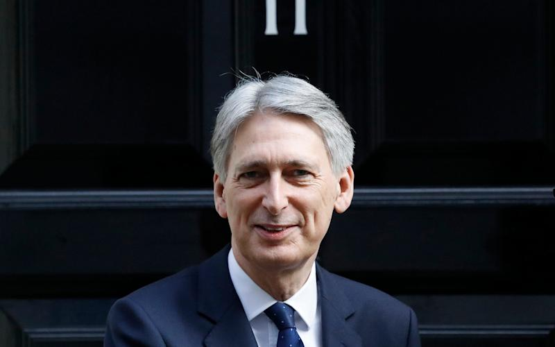August's public sector borrowing figures indicated that the Chancellor will have more wriggle room in his November budget - AP