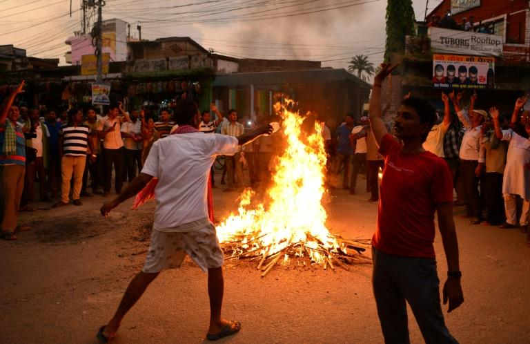 Nepal's Madhesi community protested against last month over border changes they say will leave them politically marginalised