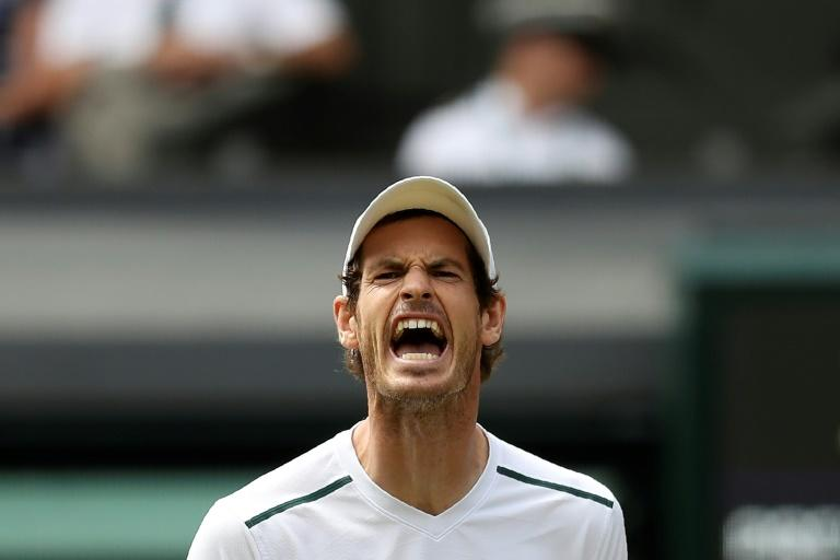 Andy Murray has not played since being dumped out of Wimbledon by Sam Querrey last July