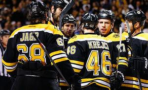 Bruins show heart of champion in Game 7 win against Maple Leafs