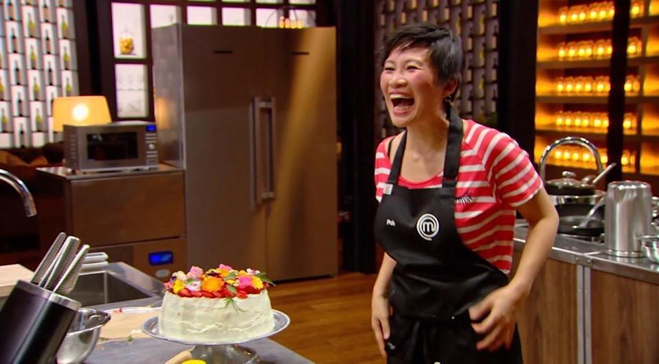 It's believed that MasterChef's season one runner-up, Poh Ling Yeow, is earning $40,000 for her time on the show. Photo: Ten