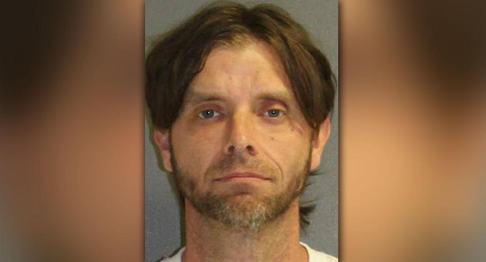 Jeremy Floyd, 39, has been arrested and charged over the alleged incident. Source: Volusia County Sheriff's Office