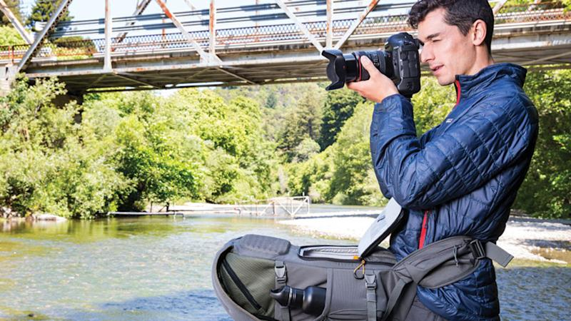 Lowepro unveils a rugged quick-access backpack and lightweight airport roller