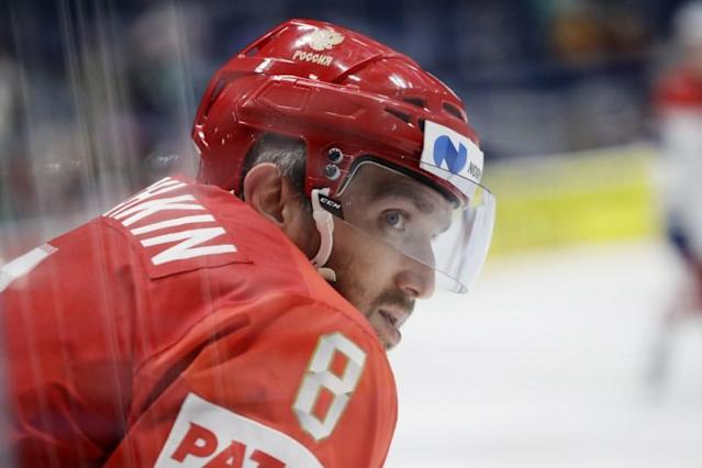FILE PHOTO: Ice Hockey World Championships - Third Place Play-Off - Russia v Czech Republic