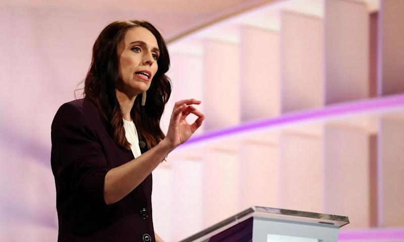 Jacinda Ardern repeatedly mentioned climate change during the debate.