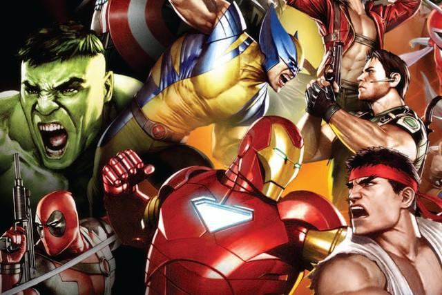 marvel vs capcom is reportedly in development for a release