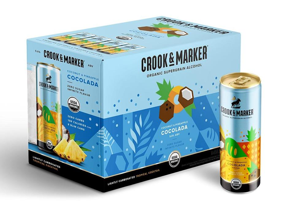 Crook & Marker Cocolada Pack + Can