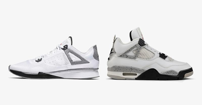 the best low price sale fashion styles 新聞分享/ 跑道上的飛人Jordan 89 Racer 'White Cement' - Yahoo ...