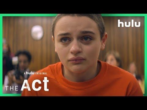 "<p>In this Hulu series, Joey King stars as Gypsy Rose, a young woman accused of murdering her mother. Except things aren't <em>quite</em> what they seem as we learn from this dramatized account of Rose's real life and what led to her to breakdown.</p><p><a class=""link rapid-noclick-resp"" href=""https://go.redirectingat.com?id=74968X1596630&url=https%3A%2F%2Fwww.hulu.com%2Fseries%2Fthe-act-8cc910fe-b59e-46a5-9966-16c4e0ed208d&sref=https%3A%2F%2Fwww.redbookmag.com%2Fabout%2Fg34220939%2Fbest-true-crime-tv-shows%2F"" rel=""nofollow noopener"" target=""_blank"" data-ylk=""slk:Stream it here"">Stream it here</a></p><p><a href=""https://www.youtube.com/watch?v=Y_5fqDZCjQo"" rel=""nofollow noopener"" target=""_blank"" data-ylk=""slk:See the original post on Youtube"" class=""link rapid-noclick-resp"">See the original post on Youtube</a></p>"