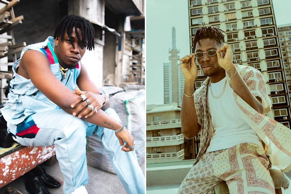 How-Nigerian-Musicians-Are-Responding - Credit: Walter Banks; Godwin Moore*