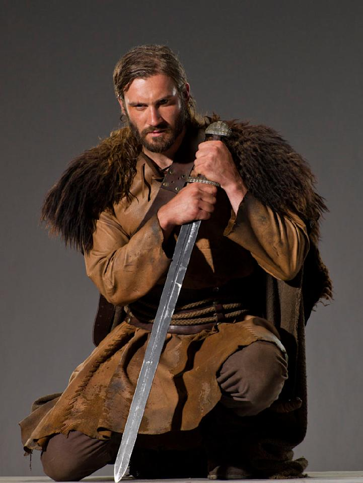 Rollo - played by Clive Standen