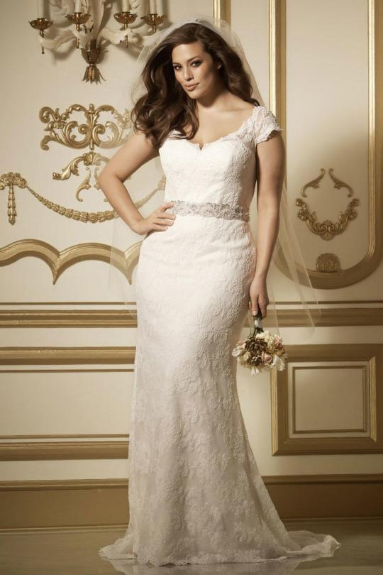 Alternative Wedding Dress Stores : Cap sleeves are an elegant alternative to the strapless look they