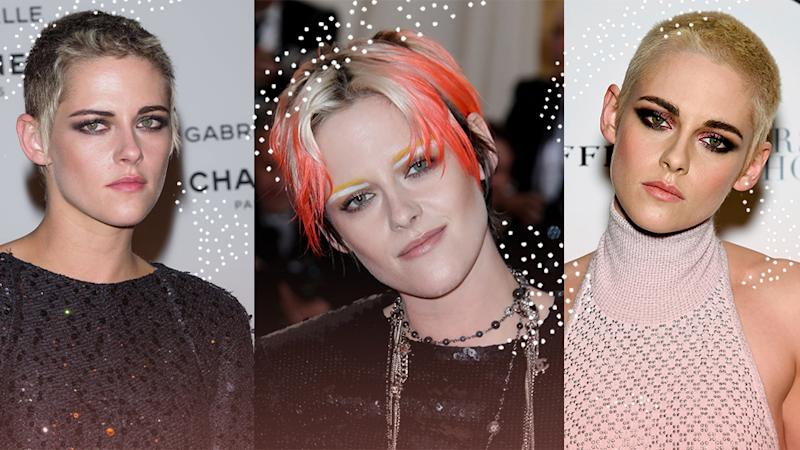 No Contest—Kristen Stewart is the Under Appreciated Short Hair Chameleon of Our Times