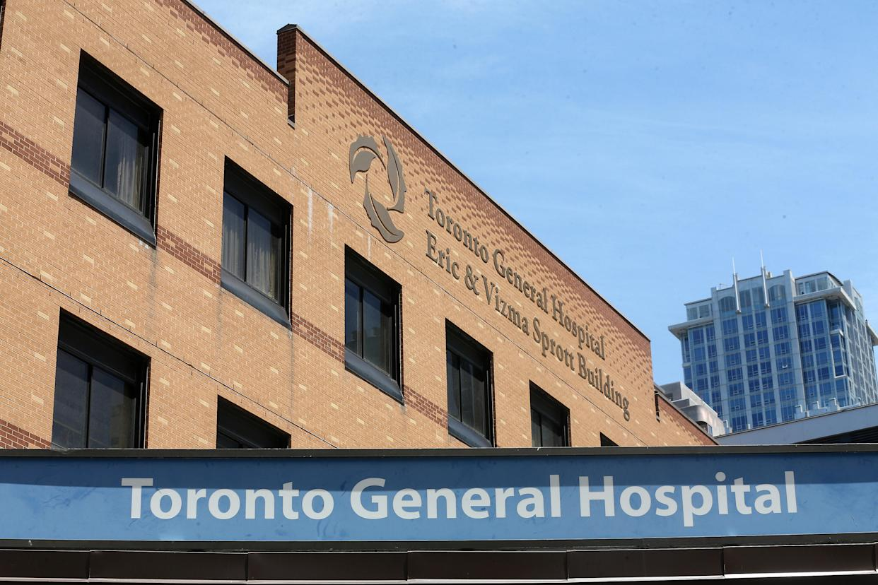 In June, for the first time in 15 months, the Toronto General Hospital had no COVID-19 patients in its medical surgical intensive-care unit.