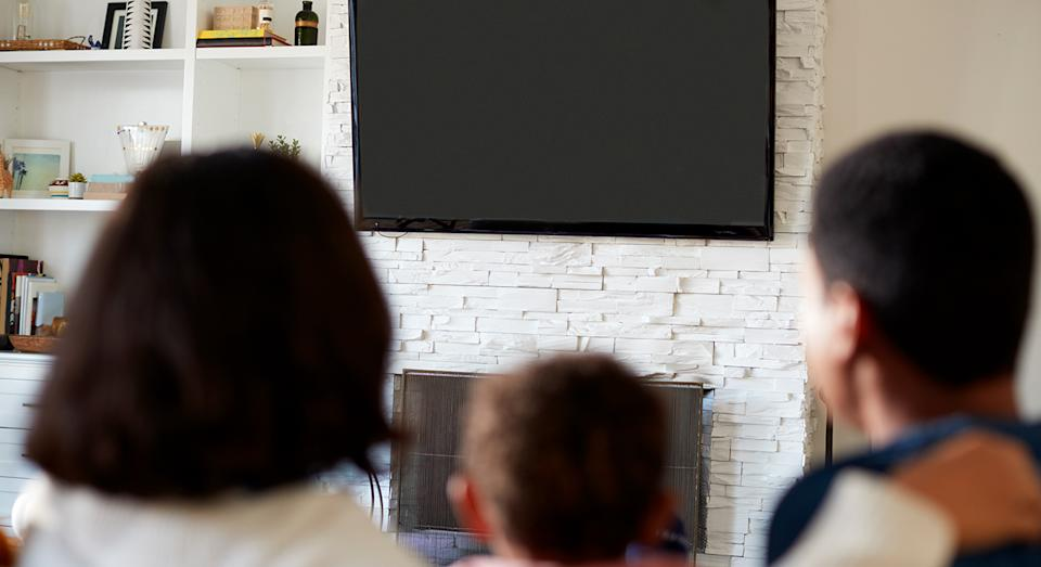 Enjoy your favourite show or movie in style with Samsung's top-rated Neo QLED TV.  (Getty Images)