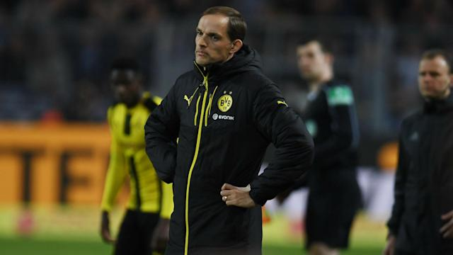 Borussia Dortmund boss Thomas Tuchel was left frustrated by his side's finishing in the 3-0 Bundesliga victory over Hamburg.