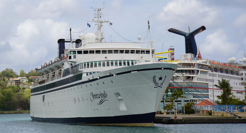 Church of Scientology measles quarantine: Cruise ship heading to Curacao today