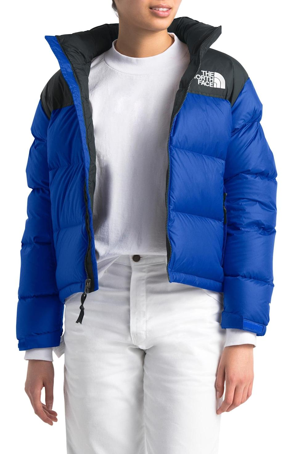 <p>This <span>The North Face Nuptse 1996 Packable Quilted Down Jacket</span> ($249) is so warm, and has a nostalgic, utilitarian look that we love.</p>