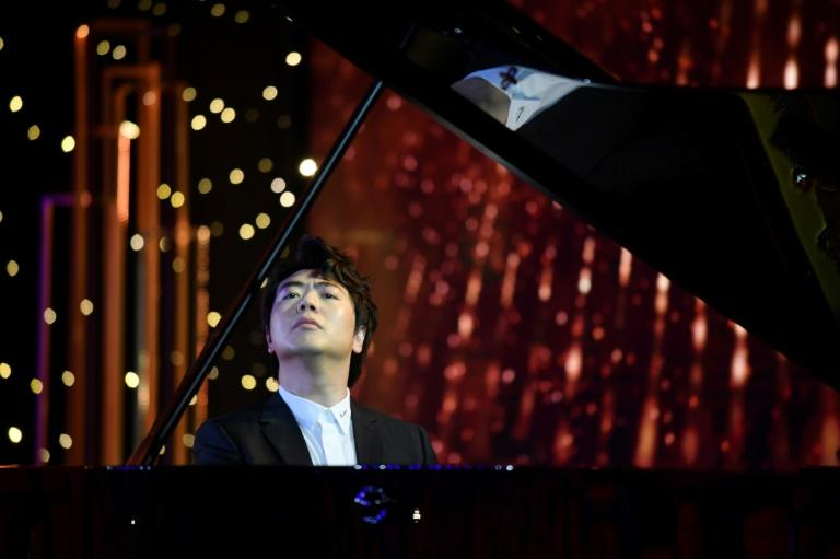 Lang Lang said he had missed playing in front of audiences