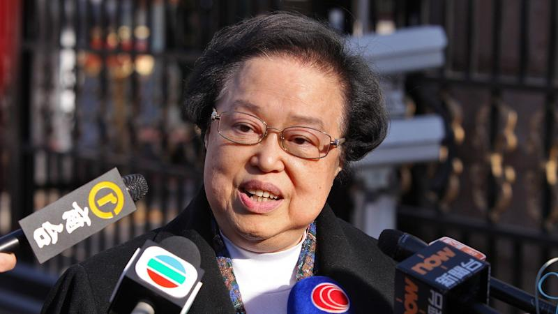 Beijing loyalist Maria Tam tapped for Basic Law Committee promotion: sources