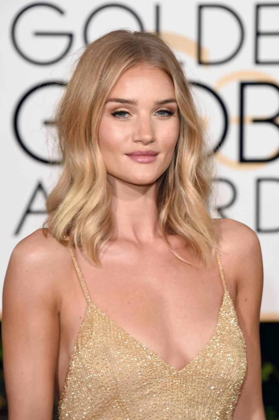 <p>The model's tan lines and Instagram beach selfies give away her vacation, but we still don't know where she jetted off to. <i>(Photo: Getty Images)</i></p>