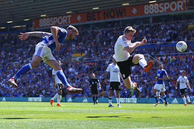 Fulham 's*** the bed' against Birmingham but we'll pick ourselves up for play-offs, says Tim Ream