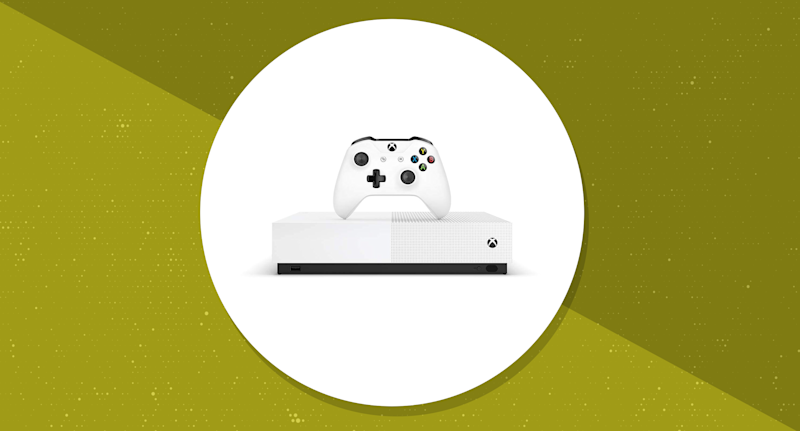 Save $100 on Xbox One S. (Photo: Amazon/Yahoo Lifestyle)