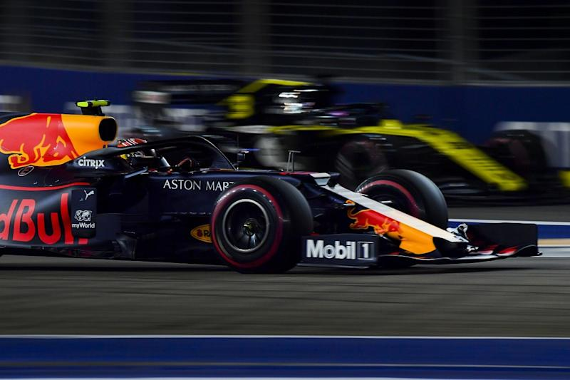 Renault staff worked at Red Bull for Project Pitlane