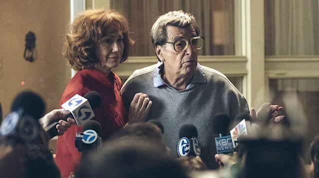By centering on the ambiguity of Joe Paterno's role, HBO's drama avoids confronting the real horrors of the Jerry Sandusky child abuse case