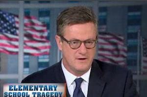 Joe Scarborough Flips on Gun Control After Newtown Shootings (Video)