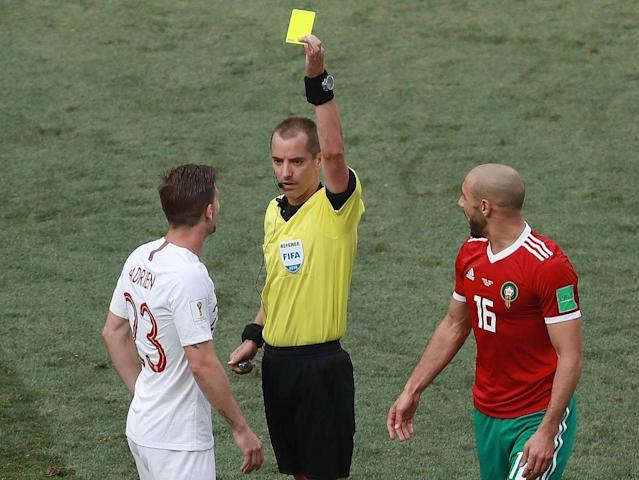 World Cup 2018: Fifa deny referee asked for Cristiano Ronaldo's shirt at half-time of Portugal vs Morocco