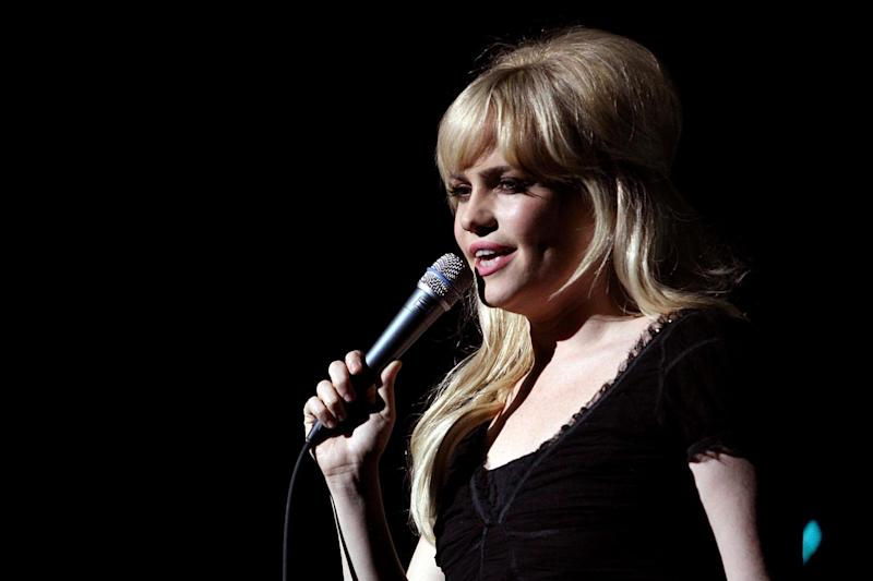 Singer Duffy performs on stage at the Sydney Opera House in 2009 (Getty Images)