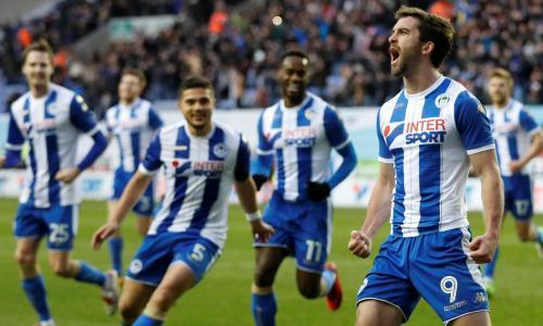 Will Grigg says Wigan's flair can cause more upsets after seeing off West Ham
