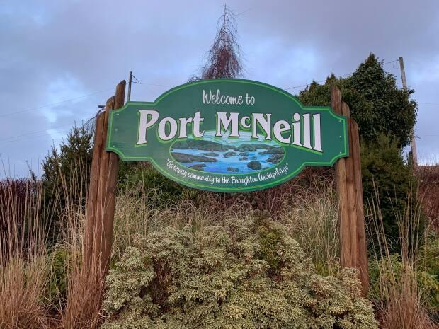 Port McNeill, a town of just over 2,000 people, has one private medical clinic that services not only the town's residents but also people living in outlying rural communities on the north end of Vancouver Island. (Kathryn Marlow/CBC - image credit)