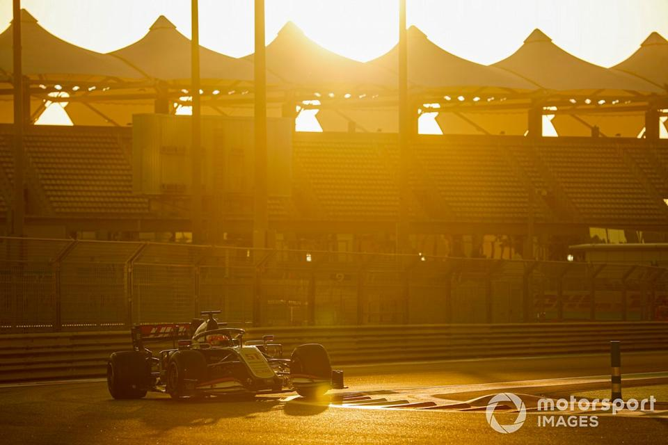 """Pietro Fittipaldi, Haas F1 Haas VF-20<span class=""""copyright"""">Charles Coates / Motorsport Images</span>"""