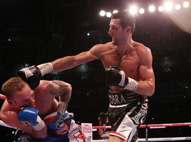 Boxing – IBF and WBA World Super Middleweight Title – Carl Froch v George Groves – Wembley Stadium