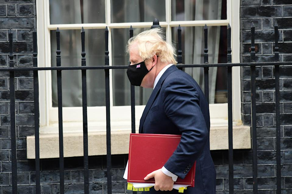 'Some of us have written on more than one occasion that Johnson shouldn't be underestimated, that he's actually a doer, not just a talker' (PA)