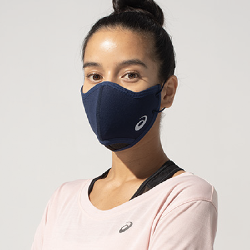 Asics Runners Face Cover. (PHOTO: Asics)