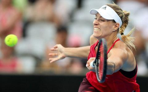 <span>Kerber wants to turn a corner after a torried 2017</span> <span>Credit: Getty Images </span>